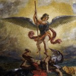 St. Michael Defeating Satan